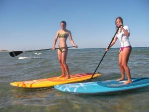 Une autre manière d'être à la plage...